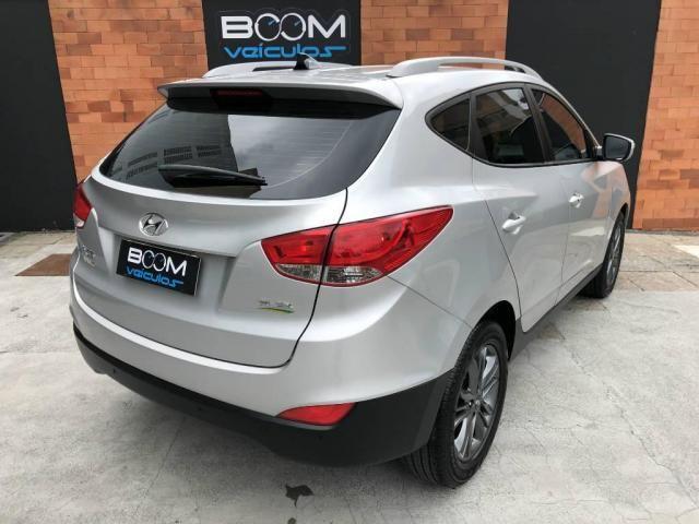 Hyundai ix35 2.0 MPFI GL 16V FLEX 4P AUTOMÁTICO - Foto 2