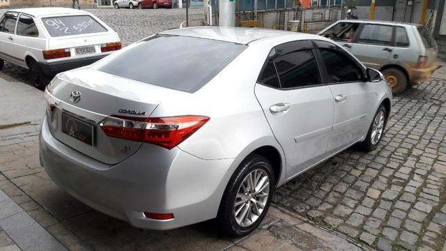 Toyota Corolla XEI 2.0 Prata Completo - Foto 14