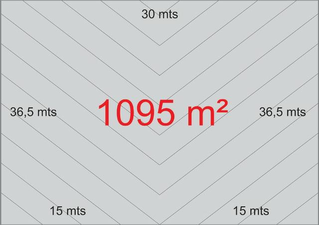 Área de 1095m² próximo a GO 070, sentido Goiânia - Foto 4