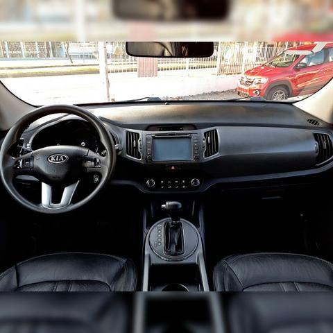 Kia Sportage LX - Completo com GNV 5ª Geração - Foto 7
