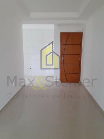 Ms5 Apartamanto com valor promocional 2 dorm e 2 vagas de garagem - Foto 5