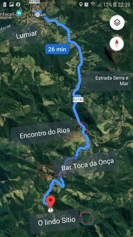 Sitio em Toca da onça,Lumiar,Nova Friburgo