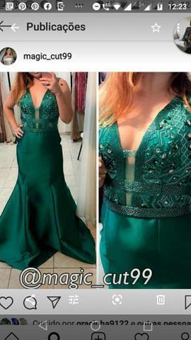 Alugamos Lindos Vestidos de Festas - Foto 6