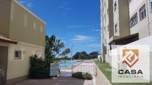 E.R-Apartamento com 2 quartos com quintal perto da praia de Manguinhos - Foto 12