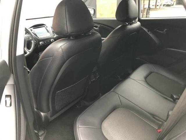 Hyundai ix35 2.0 MPFI GL 16V FLEX 4P AUTOMÁTICO - Foto 10