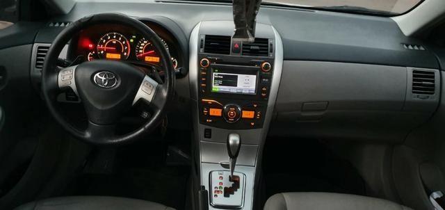 ''Corola Xei 2.0 Automático Flex 2013-2014, completo'' - Foto 6