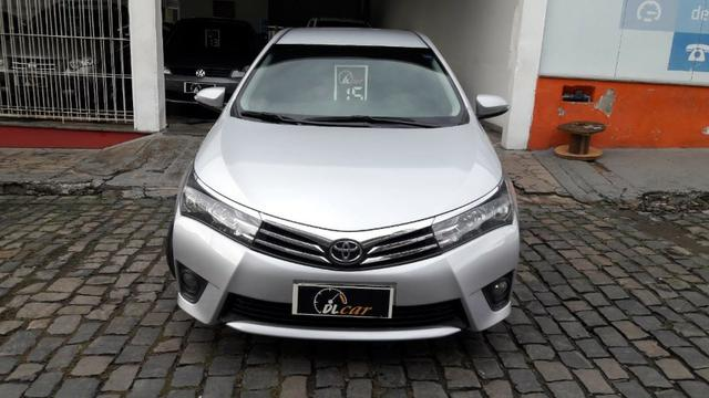 Toyota Corolla XEI 2.0 Prata Completo - Foto 4