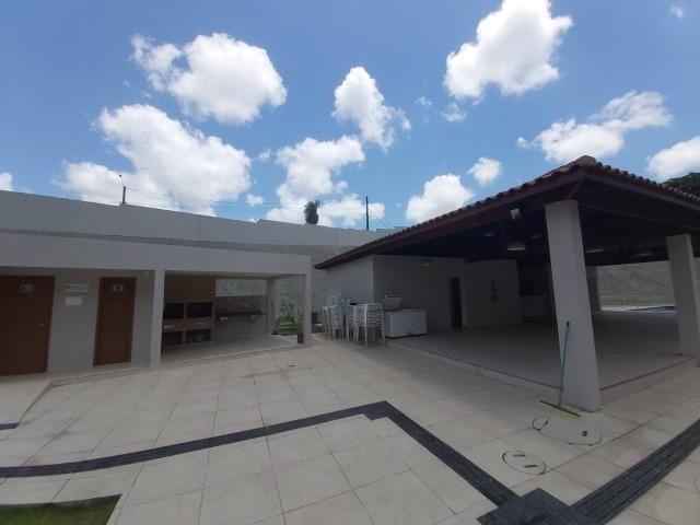 Alugo 2 quartos com suite e varanda, lazer completo, Jardins do frio em paulista - Foto 2