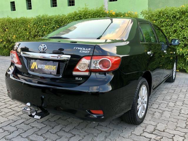 Toyota Corolla SEG BLINDADO 2009 EXTRA!!! - Foto 3