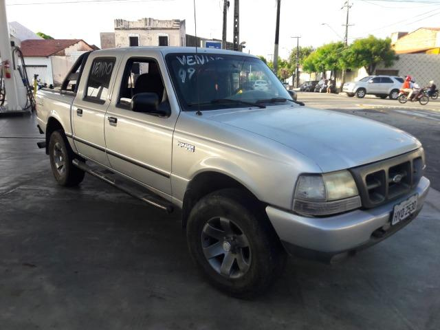Ford Ranger XLs 2.8 4x4 ano 2004 tróco
