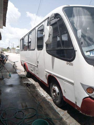 Microonibus Volkswagen 2003