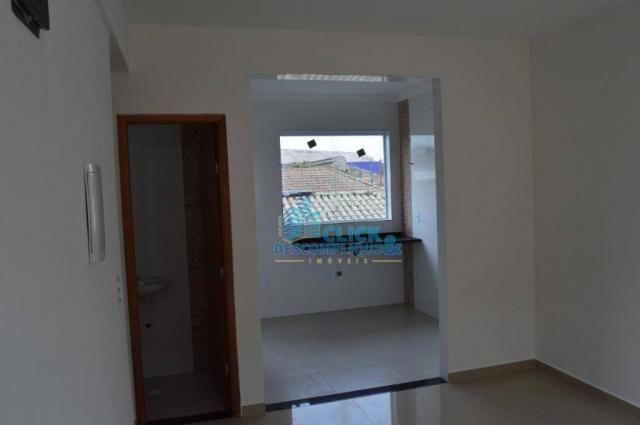Casa com 2 dormitórios à venda, 87 m² por R$ 380.000,00 - Estuário - Santos/SP - Foto 3