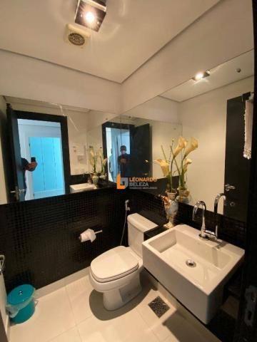 Apartamento Alto Padrão, Luxo à venda, 350 m² por R$ 3.990.000,00 - Meireles - Fortaleza/C - Foto 16