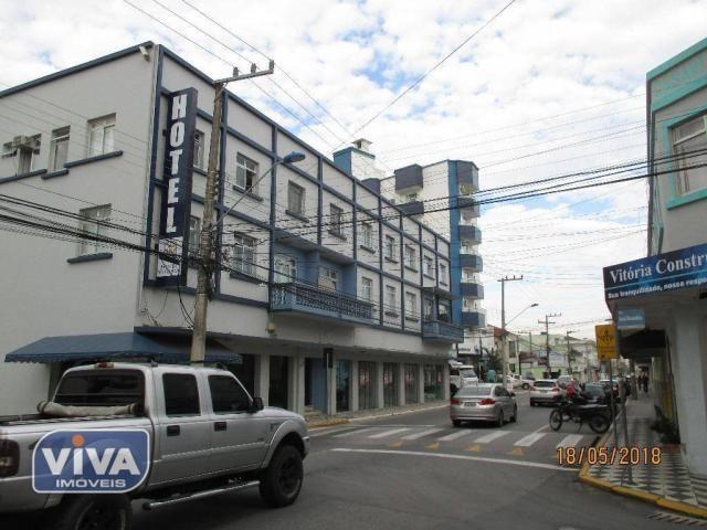 Sala comercial para locação, Centro, Itajaí - SA0334. - Foto 7