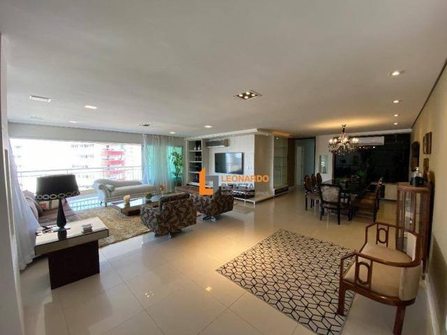 Apartamento Alto Padrão, Luxo à venda, 350 m² por R$ 3.990.000,00 - Meireles - Fortaleza/C - Foto 7