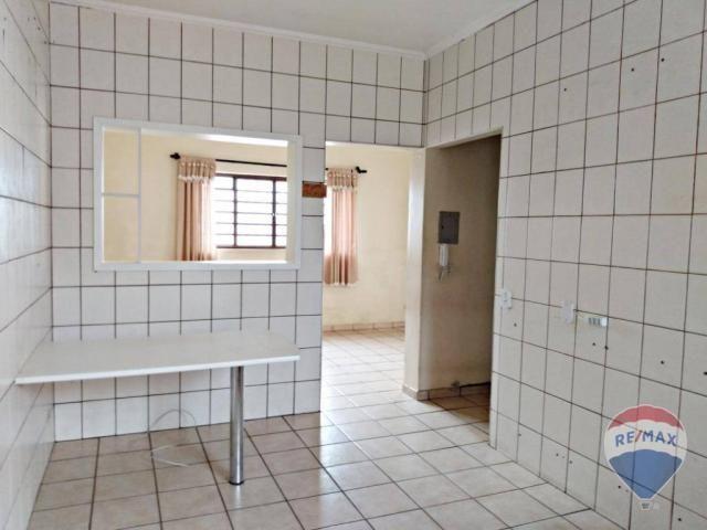 Casa 02 dormitórios, locação- Centro - Cosmópolis/SP - Foto 15