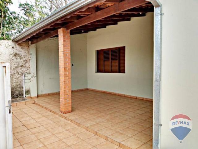 Casa 02 dormitórios, locação- Centro - Cosmópolis/SP - Foto 4