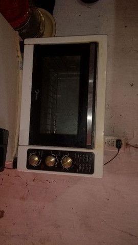 Vendo forno elétrico 40 litros  - Foto 4