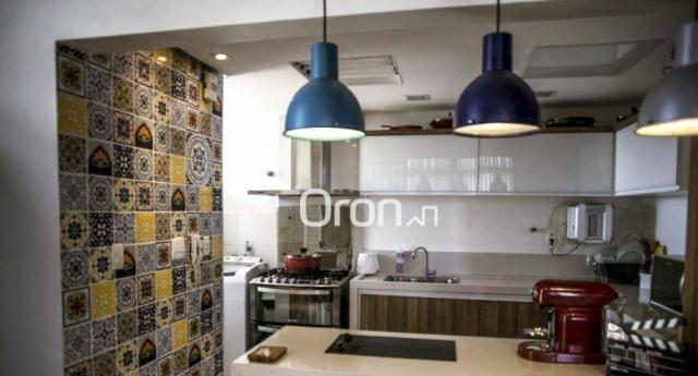 Cobertura com 3 dormitórios à venda, 170 m² por R$ 890.000,00 - Jardim Goiás - Goiânia/GO - Foto 12