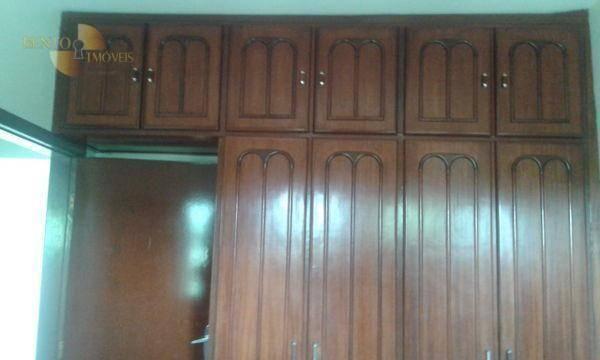 Apartamento com 2 dormitórios à venda, 60 m² por R$ 139 - Jardim Alvorada - Cuiabá/MT - Foto 14