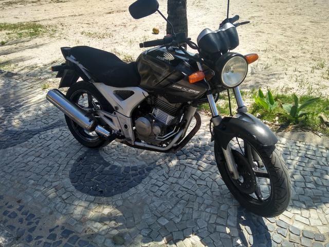 Honda Twister 250cc ano 2008 . 5500 reais . * - Foto 3
