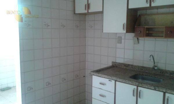 Apartamento com 2 dormitórios à venda, 60 m² por R$ 139 - Jardim Alvorada - Cuiabá/MT - Foto 13