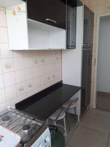 Apartamento com 3 dormitórios à venda, 190 m² por R$ 250.000 - Jardim Aclimação - Cuiabá/M - Foto 9