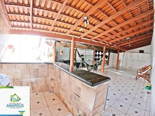 Casa no Parque Brasilia, 3 quartos sendo 1 suíte com área gourmet / 360 m² - Foto 18