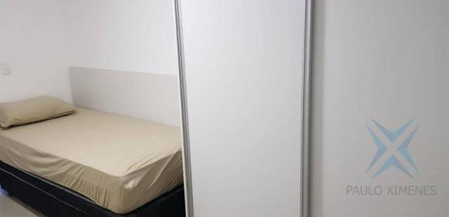 Apartamento Solarium, com 3 dormitórios à venda, 87 m² por R$ 450.000 - Porto das Dunas -  - Foto 18