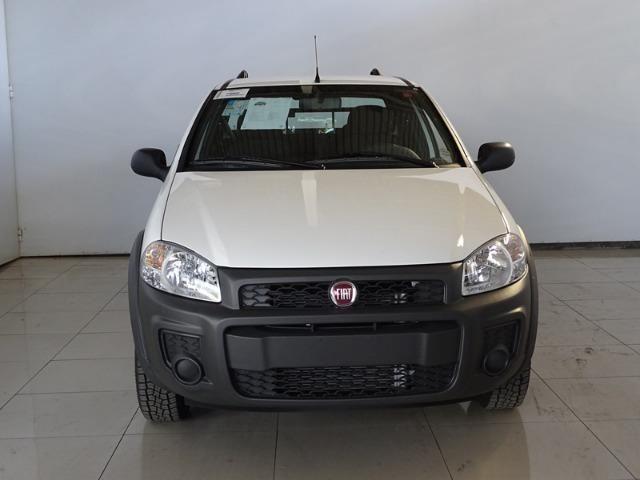 Fiat Strada Hard Working Cd 1.4 8v (5574) - Foto 3