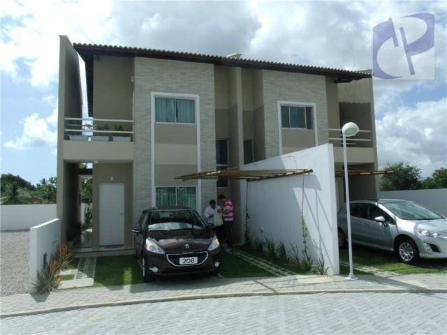 Casa residencial à venda, Guaribas, Eusébio - CA0501. - Foto 2