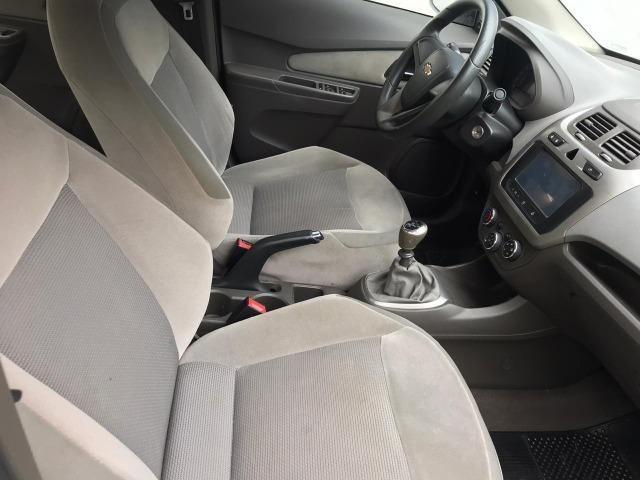 Chevrolet Cobalt ltz 1.4 completo c/ multimídia _ peq entrada + 48x 669,99 fixas - Foto 6