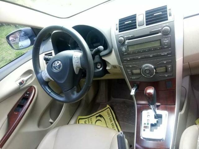 Toyota Corolla 2.0 16v Altis Flex Aut. 4p - Foto 10