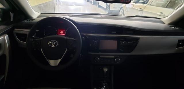 COROLLA 2016/2017 2.0 XEI 16V FLEX 4P AUTOMÁTICO - Foto 8