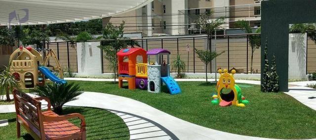 Apartamento residencial à venda, Cocó, Fortaleza - AP0758. - Foto 12