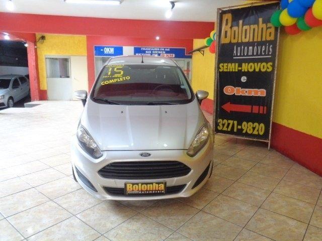Ford Fiesta 1.5 s hatch 16v flex 4p manual - Foto 2