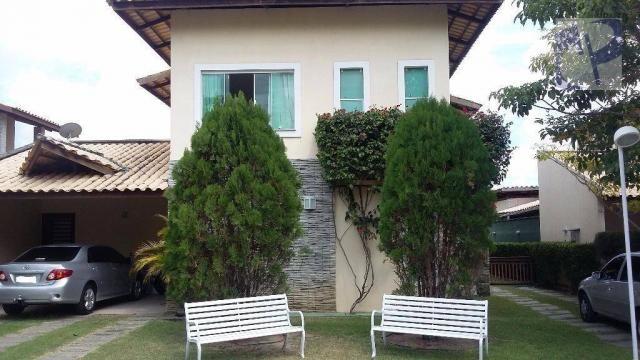 Casa residencial à venda, Tamatanduba, Eusébio - CA2186.