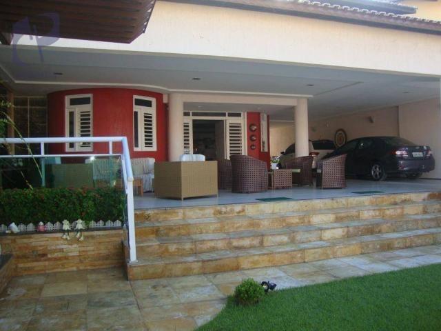 Casa à venda, 392 m² por R$ 960.000,00 - Engenheiro Luciano Cavalcante - Fortaleza/CE - Foto 5