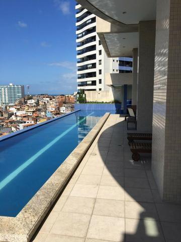 Apartamento Rio Vermelho Exclusive 1 Quarto 54m² Nascente Vista Mar Finamente Decorado - Foto 15