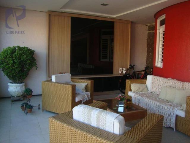 Casa à venda, 392 m² por R$ 960.000,00 - Engenheiro Luciano Cavalcante - Fortaleza/CE - Foto 8