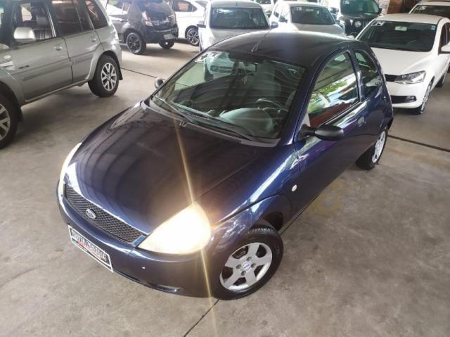 Ford Ka KA 1.0 MPI GL 8V GASOLINA 2P MANUAL 2P - Foto 8