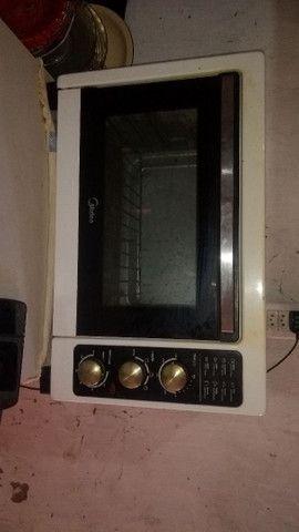 Vendo forno elétrico 40 litros  - Foto 3