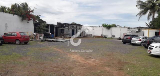SÃO SEBASTIÃO DO PASSÉ, Centro! Galpão com 1.400m² com área edificada coberta. R$3.200,00. - Foto 4