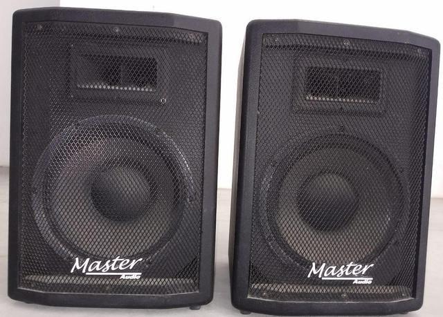 Caixa ativa Master Áudio - Foto 2