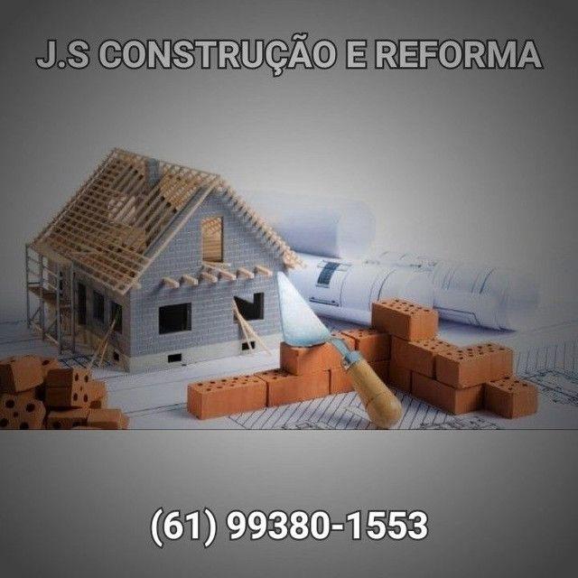 Pedreiro, construção e reforma