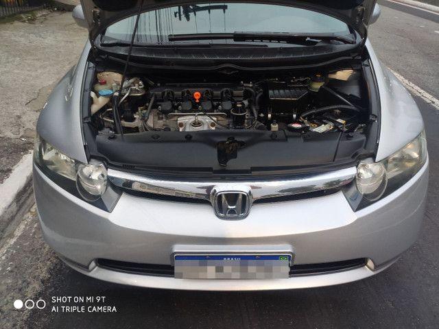 Honda New Civic Lxs Automático TOP  - Foto 4