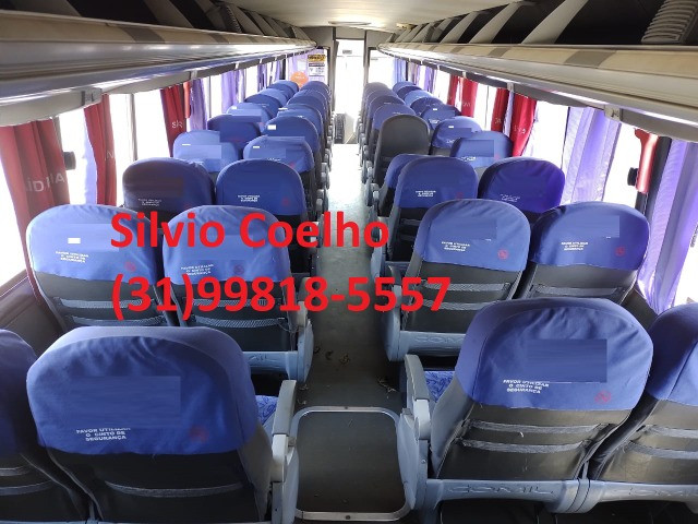 Ônibus Comil Campione 2005 Top - Silvio Coelho - Foto 9