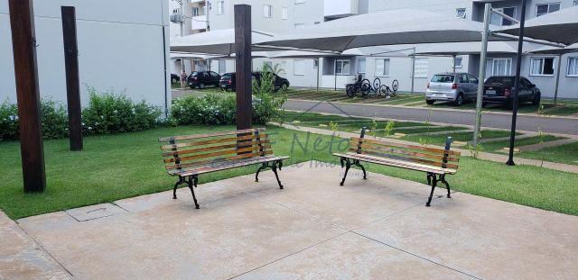 Apartamento à venda com 2 dormitórios em Vila pinheiro, Pirassununga cod:10131813 - Foto 17