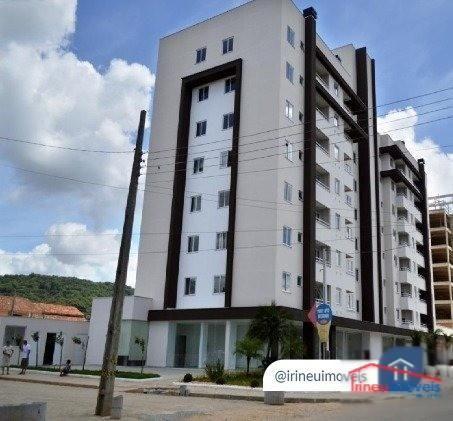 Apartamento para alugar com 2 dormitórios em Centro, Araquari cod:00089.002