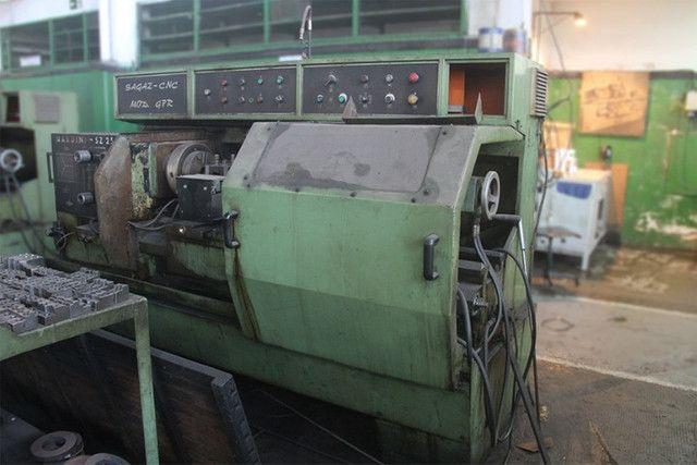 Torno Nardini Sagaz CNC mod. Gpr SZ250 ? ML75 Usado - Foto 2